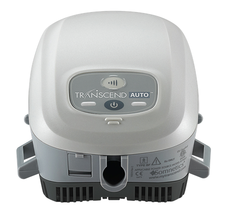 Transcend Auto Travel CPAP