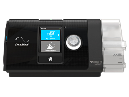 Resmed Airsense 10 Autoset with inbuilt humidifier