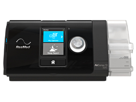 Resmed Airsense 10 Elite with inbuilt humidifier